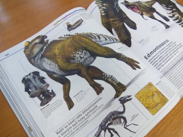 Encyklopédia Dinosaury