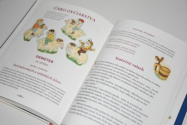 Slovenský detský rok, kniha recenzia