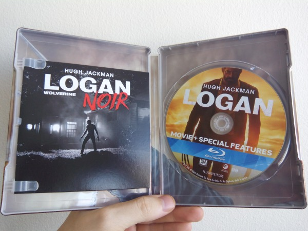 Logan Steelbook Marvel