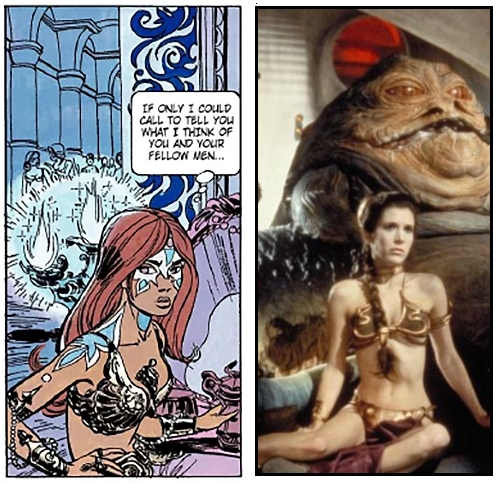 Star Wars Valerian a Laureline