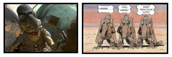 Star Wars Valerian a Laureline