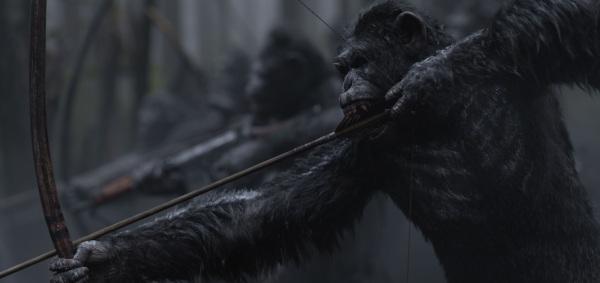 Vojna o planétu opíc, premiéra filmu