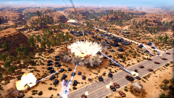 Act of Aggression pc game screenshot