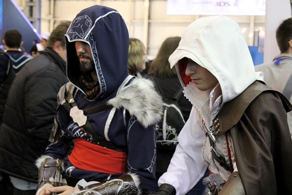 Cosplay computer games