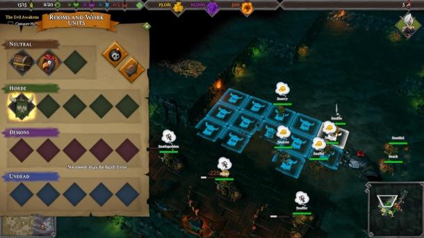Dungeons 3 recenzia, obrázky screenshot