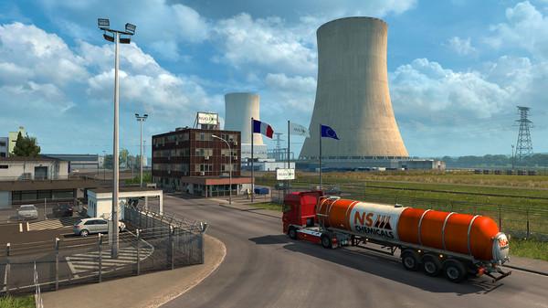 Euro Truck Simulator Viva La Francúzsko