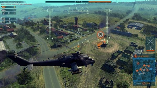 Heliborne screenshot