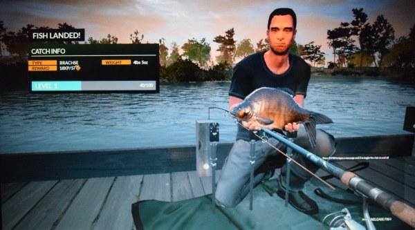 Rybársky simulátor Euro Fishing