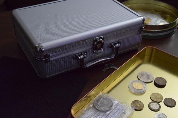 Kufrík mince