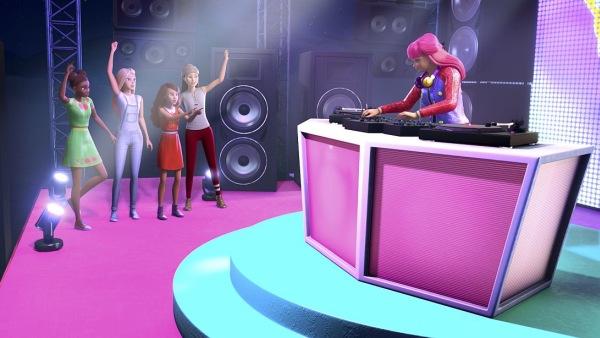 Barbie seriál