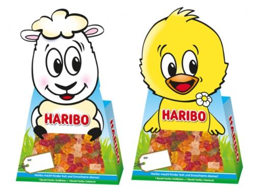 Haribo cukríky Veľká Noc