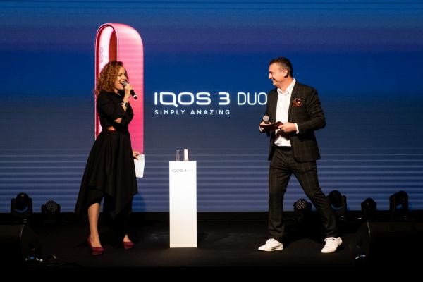 IQOS výstava obrazov, oktober 2019