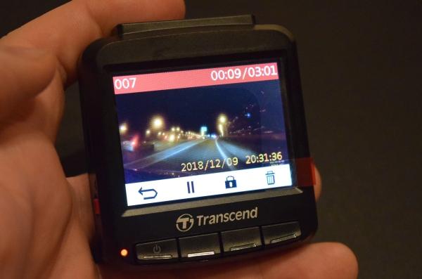 Transcend DrivePro 320