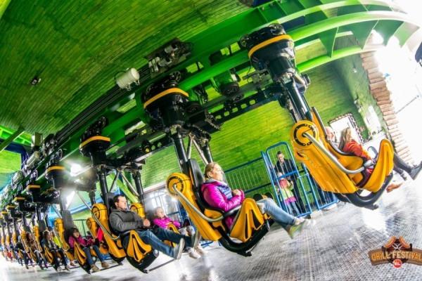 Energylandia Zábavný park Poľsko