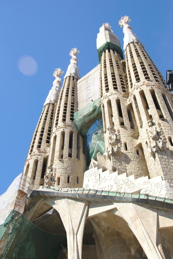 Barcelona a Španielsko