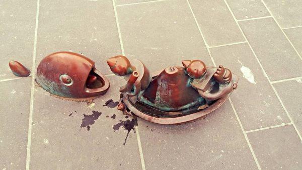 SprookjesBeelden aan Zee, Haag