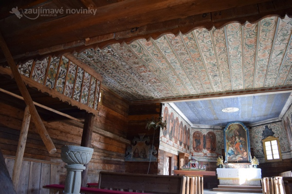 Kostol Oravské múzeum v Zuberci