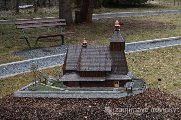 Mini Slovensko múzeum miniatúr