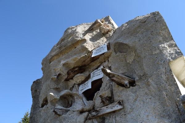 Pamätník SNP Krpáčovo