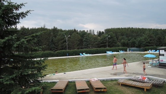 Geotermálne kúpalisko Vrbov