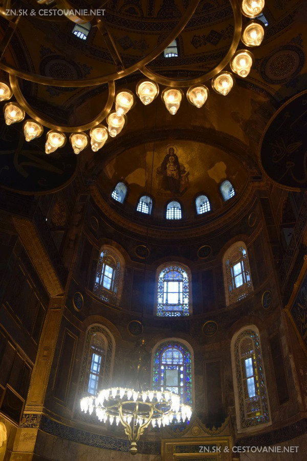 Turecko, Istanbul a Hagia Sofia