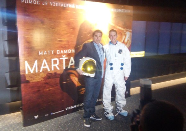 Marťan, Peter Marcin