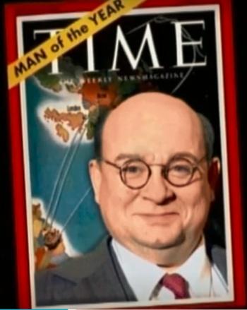 Berija časopis Time