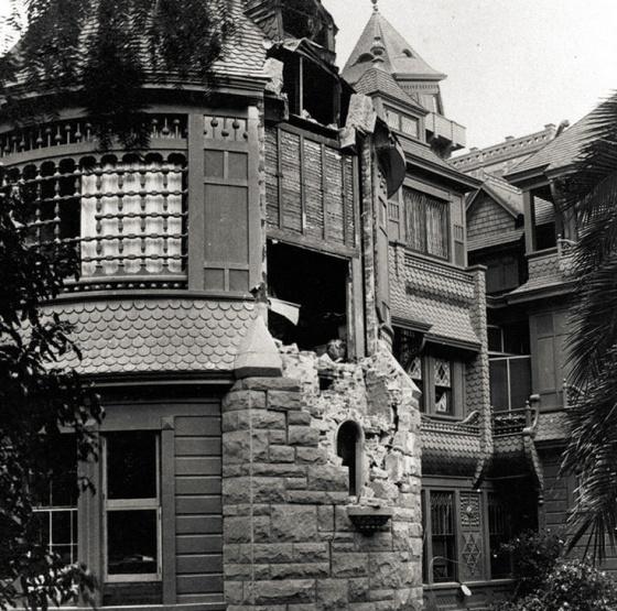 Strašidelný dom Winchester
