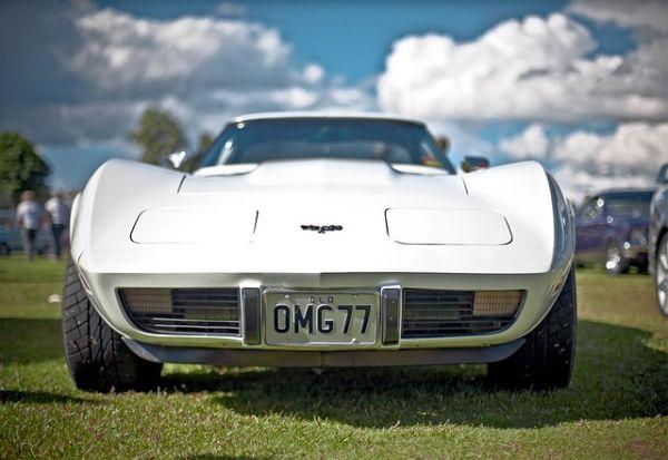 Corvette športové auto