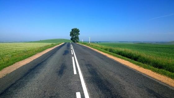 Asfalt a cesta