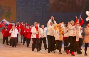Slováci a špeciálna olympiáda 2015