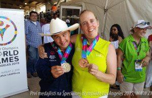Medaily Špeciálna olympiáda