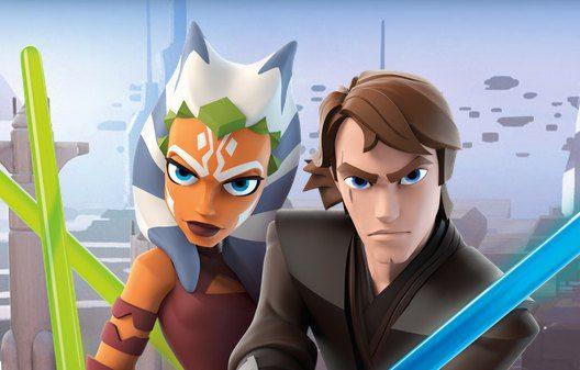 hviezdne vojny v Disney Infinity