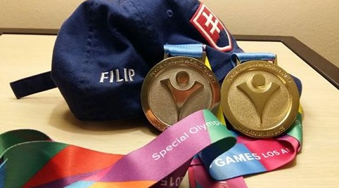Filip Grano, medaila