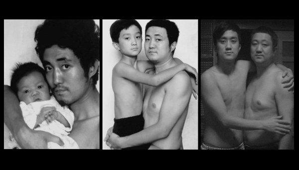 Japonci Otec a Syn