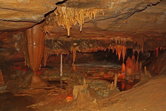 Jaskynný systém a jaskynný vzduch