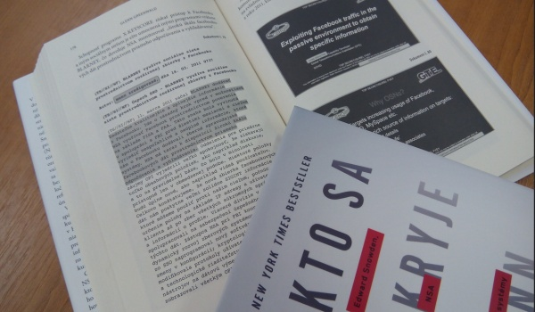 Kniha Nikto sa neskryje