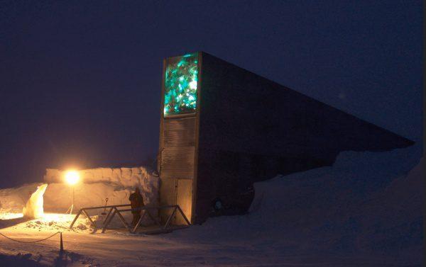 Semenná banka v Nórsku