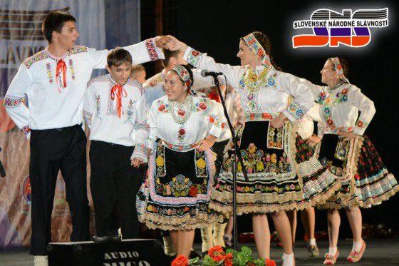 Slovenské národné slávnosti Vojvodina