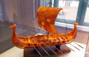 Vikingovia a ich loď