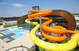 Aqua Arena akvapark Šamorín