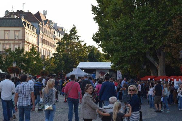 Bratislava 12. september, protesty prisťahovalci