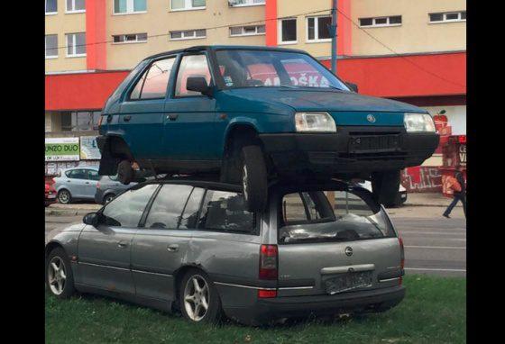 Bratislava auto na aute