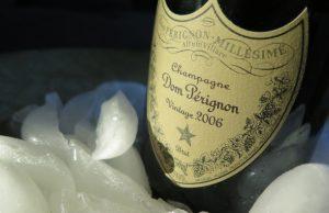 Champagne, šampanské Dom Perignon