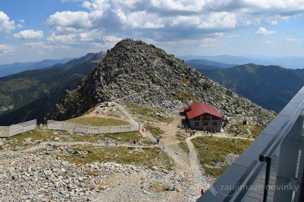 Chopok, Nízke Tatry