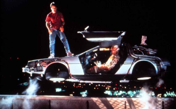 DeLorean DMC, Návrat do budúcnosti