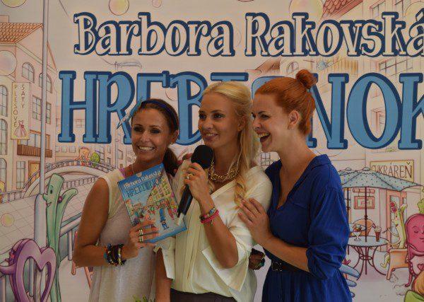 Barbora Rakovská, Hrebienok