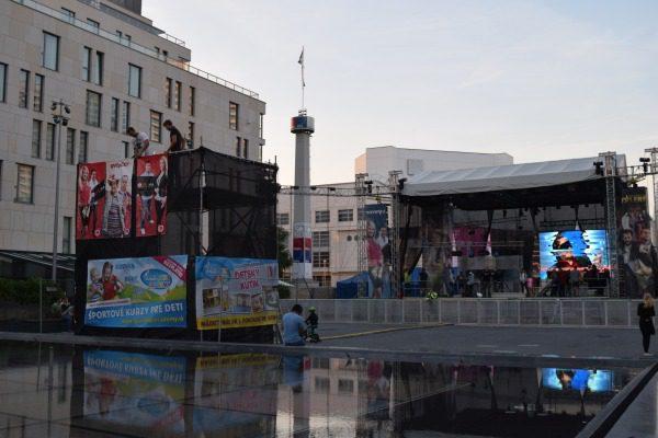 JOJ v meste 2015 Bratislava
