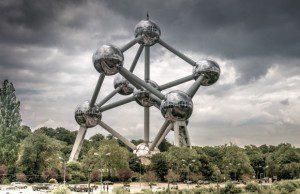 Brusel, Atómium