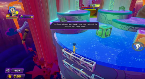 Inside out Disney infinity